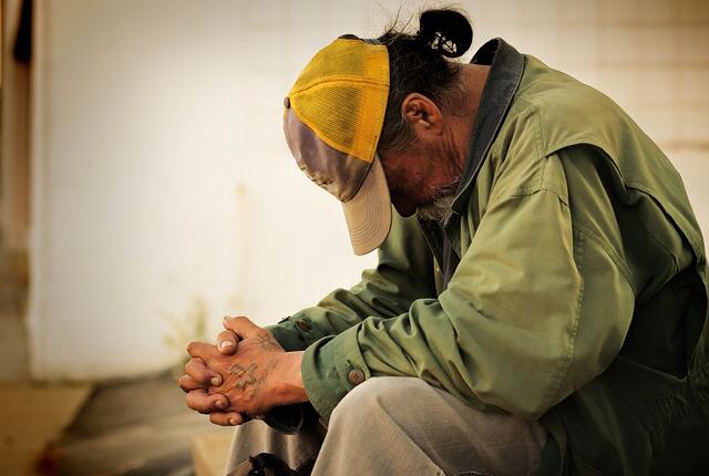 Homelessness Happens — by ChristineLarsen